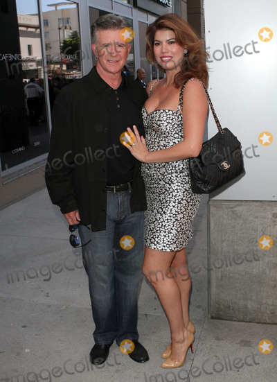 Tanya Callau Photo - 13 December 2016 - Burbank California - Alan Thicke beloved TV dad and real-life father of RB and pop superstar Robin Thicke died Tuesday at age 69 of a heart attack while playing hockey with his 19 year-old son Carter Thicke File Photo 14 September 2010 - Hollywood CA - Alan Thicke and wife Tanya Callau Bill Maher Receives Star On The Hollywood Walk Of Fame held On The Hollywood Walk Of Fame Photo Credit Faye SadouAdMedia