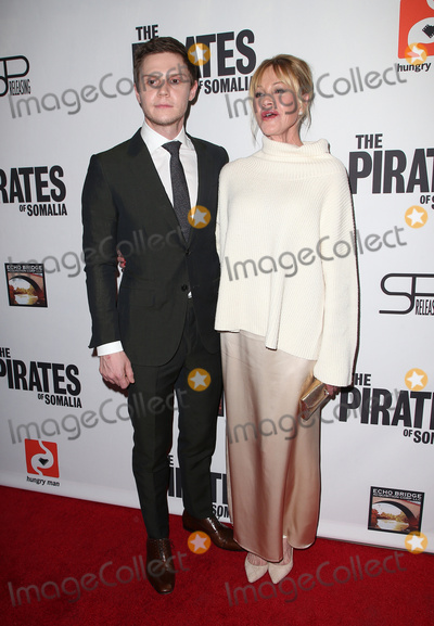 Melanie Griffith Photo - 06 December 2017 - Hollywood California - Evan Peters Melanie Griffith The Pirates Of Somalia Los Angeles Premiere held at TCL Chinese 6 Theatres Photo Credit F SadouAdMedia