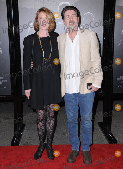 Ann Cusack Photo - 05 February 2018 - Burbank California - Ann Cusack Jim Piddock The 1517 To Paris Los Angeles Premiere held at Warner Bros Studios SJR Theater Photo Credit Birdie ThompsonAdMedia