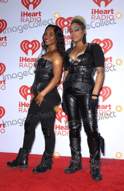 Rozonda Chilli Thomas Photo - 20 September 2013 - Las Vegas Nevada -  TLC Rozonda Chilli Thomas Tionne T-Boz Watkins iHeart Radio Music Festival 2013 Day one photo room at MGM Grand Garden ArenaPhoto Credit mjtAdMedia