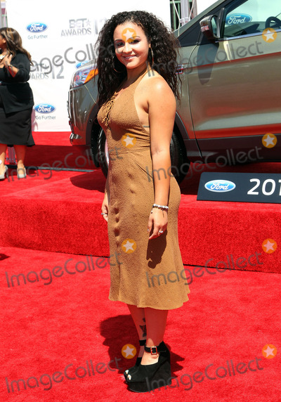 Alias Photo - 01 July 2012 - Los Angeles California - Alia Rose 2012 BET Awards held at The Shrine Auditorium Photo Credit Kevan BrooksAdMedia