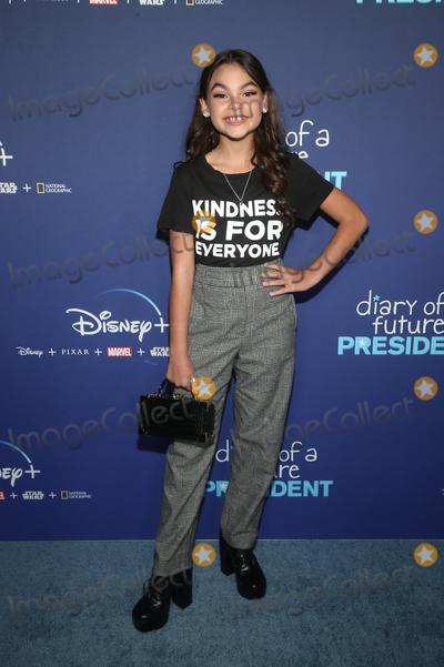 Ariana Greenblatt Photo - 14 January 2020 - Hollywood California - Ariana Greenblatt Premiere Of Disney s Diary Of A Future President held at the ArcLight Cinemas Photo Credit FSAdMedia