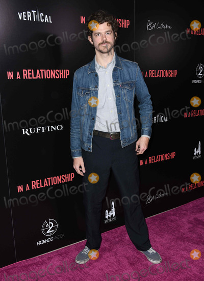 Andre Hyland Photo - 30 October 2018 - West Hollywood California - Andre Hyland In a Relationship Los Angeles Premiere held at The London West Hollywood Photo Credit Birdie ThompsonAdMedia