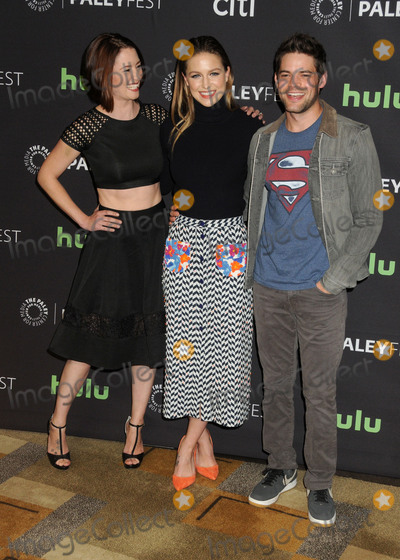 Jeremy Jordan Photo - 13 March 2016 - Hollywood California - Chyler Leigh Melissa Benoist Jeremy Jordan 33rd Annual PaleyFest - Supergirl held at the Dolby Theatre Photo Credit Byron PurvisAdMedia