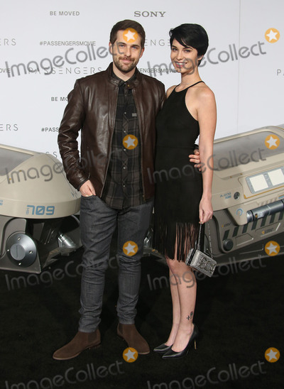 Ian Hecox Photo - 14 December 2016 - Westwood California - Ian Hecox Passengers Los Angeles Premiere held at Regency Village Theatre Photo Credit F SadouAdMedia