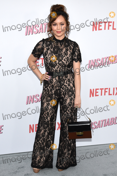 Anna Maria Perez de Tagle Photo - 09 August 2018 - Hollywood California - ANNA MARIA PEREZ DE TAGLE Netflix Insatiable Season One Premiere held at Arclight Hollywood Photo Credit Billy Bennight AdMedia