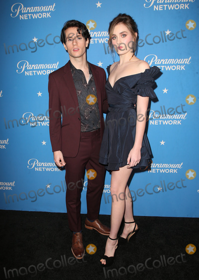 James Scully Photo - 18 January 2018 - West Hollywood California - James Scully Grace Victoria Cox Paramount Network Launch Party Photo Credit F SadouAdMedia
