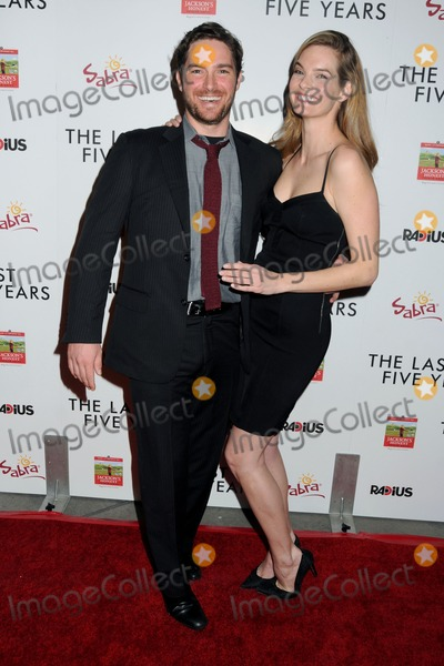 Alan Simpson Photo - 11 February 2015 - Hollywood California - Alan Simpson Nicole Steinwedell The Last Five Years Los Angeles Premiere held at Arclight Cinemas Photo Credit Byron PurvisAdMedia