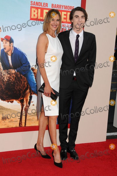 Brenda Strong Photo - 21 May 2014 - Hollywood California - Brenda Strong Zak Henri Blended Los Angeles Premiere held at the TCL Chinese Theatre Photo Credit Byron PurvisAdMedia