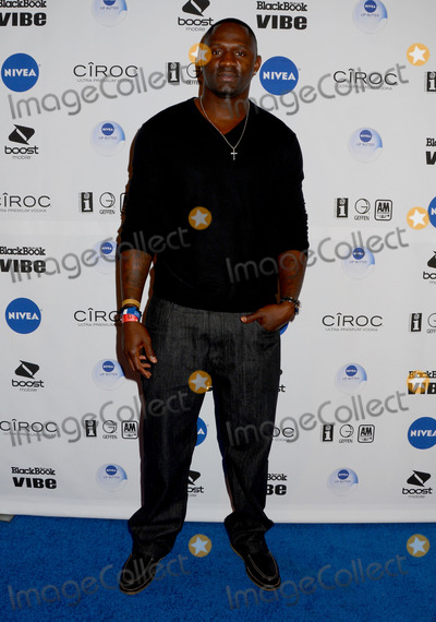 Anthony Henry Photo - 18 November - Hollywood California - Anthony Henry (NFL) Interscope Records 2012 American Music Awards Dinner and After Party held at The Redbury Hotel Photo Credit Birdie ThompsonAdMedia