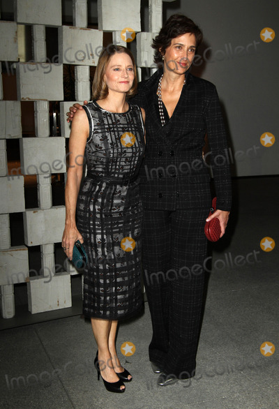 Alexandra Hedison Photo - 8 October 2016 - Los Angeles California - Jodie Foster and Alexandra Hedison Hammer Museum Gala LA Event held at the Hammer Museum in Los Angeles Photo Credit AdMedia
