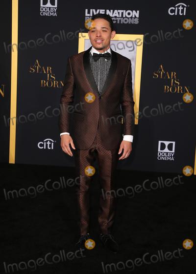 Anthony Ramos Photo - 24 September 2018 - Los Angeles California - Anthony Ramos A Star is Born Los Angeles Premiere held at The Shrine Auditorium Photo Credit Faye SadouAdMedia