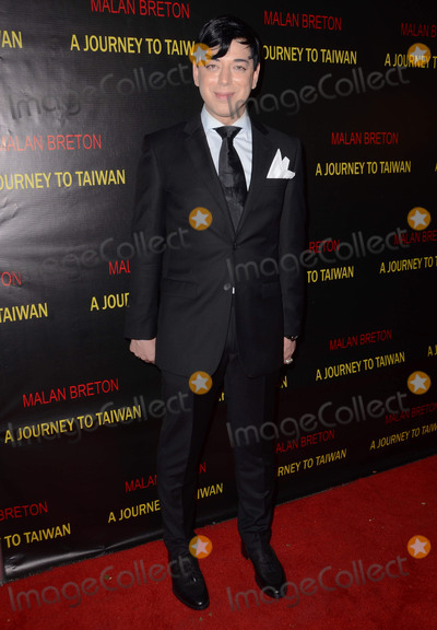 Malan Breton Photo - 17 August 2015 - Westwood California - Malan Breton Arrivals for the premiere of A Journey to Taiwan held at The Theater at The Regent Landmark Theater Photo Credit Birdie ThompsonAdMedia