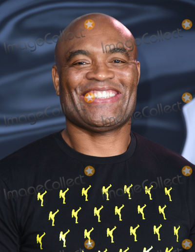 Anderson Silva Photo - 01 October 2018 - Westwood California - Anderson Silva Venom Los Angeles Premiere held at Regency Village Theater Photo Credit Birdie ThompsonAdMedia