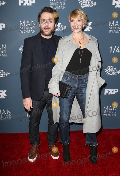 Charlie Day Photo - 03 January 2017 - Los Angeles California - Charlie Day Mary Elizabeth Ellis Premiere Of FXXIts Always Sunny In Philadelphia Season 12 And Man Seeking Woman Season 3 held at Fox Bruin Theatre Photo Credit F SadouAdMedia