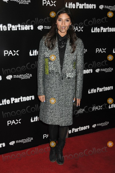 Amanda Setton Photo - 18 November 2014 - Hollywood California - Amanda Setton Life Partners Los Angeles Special Screening held at Arclight Cinemas Photo Credit Byron PurvisAdMedia