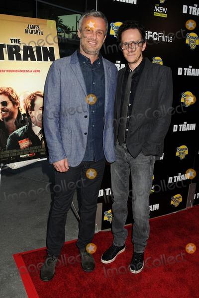 Andrew Mogel Photo - 27 April 2015 - Hollywood California - Andrew Mogel Jarrad Paul D Train Los Angeles Premiere held at Arclight Cinemas Photo Credit Byron PurvisAdMedia