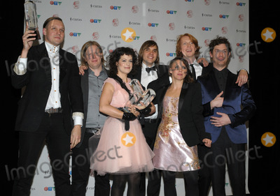 Arcade Fire Photo - 27 March 2011 - Toronto Ontario Canada - Arcade Fire  Arcade Fire won four trophies including album of the year during the 40th Annual Juno Awards at the Air Canada Centre Photo Brent PerniacAdMedia