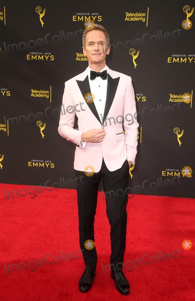 Neil Patrick Harris Photo - 15 September 2019 - Los Angeles California - Neil Patrick Harris 2019 Creative Arts Emmy Awards Day 2 held at The Microsoft Theater Photo Credit FSadouAdMedia