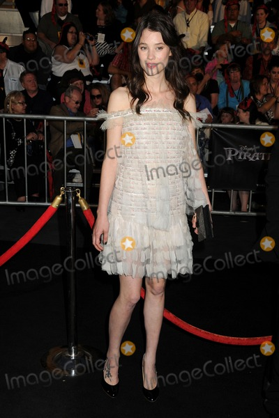 Astrid Berges Frisbey Photo - 7 May 2011 - Anaheim California - Astrid Berges-Frisbey Pirates Of The Caribbean On Stranger Tides World Premiere held at Disneyland Photo Credit Byron PurvisAdMedia