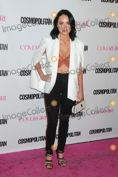 Alexx Mack Photo - 12 October 2015 - Hollywood California - Alexx Mack Cosmopolitan 50th Birthday Celebration held at Ysabel Photo Credit Byron PurvisAdMedia