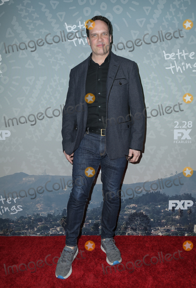 Edythe Broad Photo - 26 February 2019 - Santa Monica California - Diedrich Bader Premiere Of FXs Better Things Season 3 held at The Eli and Edythe Broad Stage Photo Credit PMAAdMedia