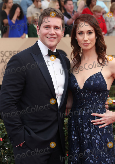Allen Leech Photo - 29 January 2017 - Los Angeles California - Allen Leech 23rd Annual Screen Actors Guild Awards held at The Shrine Expo Hall Photo Credit F SadouAdMedia