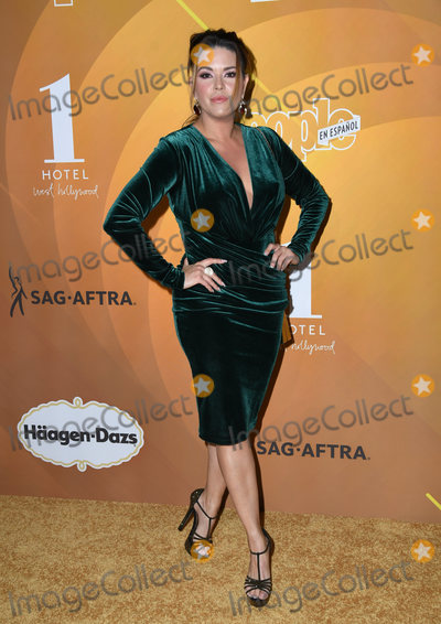 Alicia Machado Photo - 23 May 2019 - West Hollywood California - Alicia Machado People En Espanols Los 50 Ms Bellos Celebration held at 1 Hotel Photo Credit Birdie ThompsonAdMedia