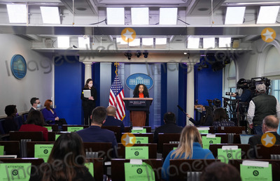 Executive Director Photo - Co-Chair of the Gender Policy Council and Chief of Staff to the First Lady Julissa Reynoso joined by Co-Chair and Executive Director of the Gender Policy Council Jennifer Klein during a press briefing at the White House in Washington DC on Monday March 8 2021 Today President Biden signed an executive order on to establish the Gender Policy Council that will work to advance gender equality Credit Kevin Dietsch  Pool via CNPAdMedia