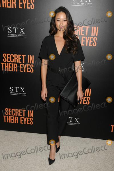 Aja Dang Photo - 11 November 2015 - Westwood California - Aja Dang Secret In Their Eyes Los Angeles Premiere held at The Hammer Museum Photo Credit Byron PurvisAdMedia