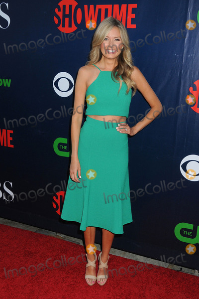 Melissa Ordway Photo - 10 August 2015 - West Hollywood California - Melissa Ordway CBS CW Showtime 2015 Summer TCA Party held at The Pacific Design Center Photo Credit Byron PurvisAdMedia