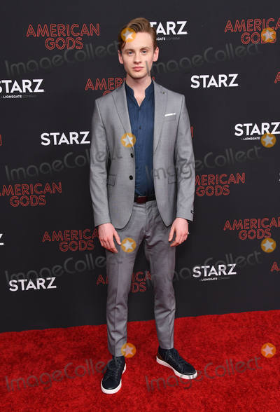 Bruce Langley Photo - 05 March 2019 - Los Angeles California - Bruce Langley American Gods Season 2 Los Angeles Premiere held at the Ace Hotel Photo Credit Birdie ThompsonAdMedia