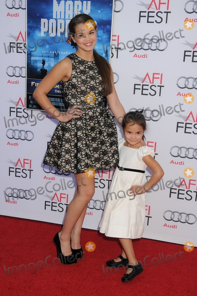Paris Berelc Photo - 9 November 2013 - Hollywood California - Paris Berelc JoJo Berelc AFI FEST 2013 - Mary Poppins Screening held at the TCL Chinese Theatre Photo Credit Byron PurvisAdMedia