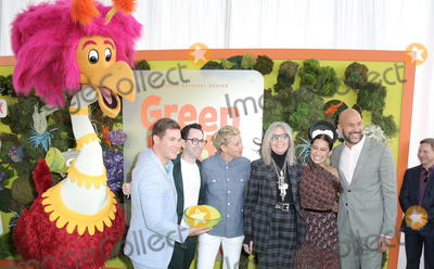 Diane Keaton Photo - 03 November 2019 - Los Angeles California - Adam DeVine Jared Stern Ellen DeGeneresDiane Keaton Ilana Glazer Keegan-Michael Key Premiere Of Netflixs Green Eggs And Ham held at Hollywood American Legion Photo Credit PMAAdMedia