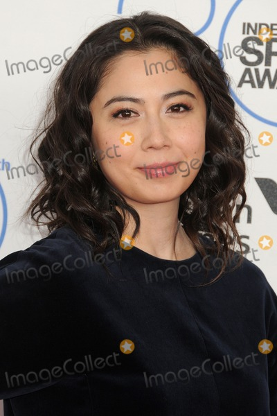 Ayako Fujitani Photo - 21 February 2015 - Santa Monica California - Ayako Fujitani 2015 Film Independent Spirit Awards - Arrivals held at Santa Monica Beach Photo Credit Byron PurvisAdMedia