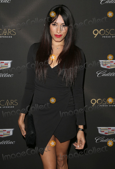 Tehmina Sunny Photo - 01 March 2018 - Los Angeles California - Tehmina Sunny Cadillac Celebrates The 90th Annual Academy Awards during Oscar Week 2018 held at Chateau Marmont Photo Credit F SadouAdMedia