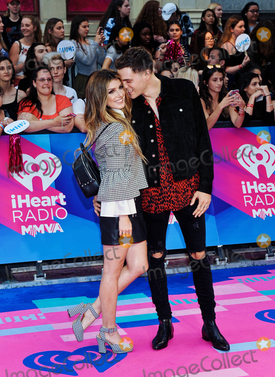Josh Beech Photo - 18 June 2017 - Toronto Ontario Canada  Shenae Grimes-Beech and Josh Beech arrive on the pink carpet at the 2017 iHeartRadio MuchMusic Video Awards at MuchMusic HQ Photo Credit Brent PerniacAdMedia