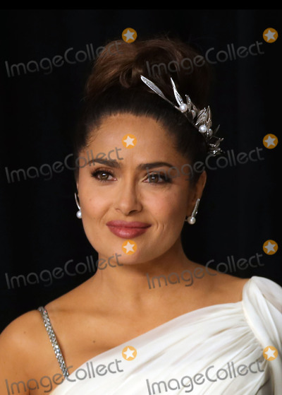 Salma Hayek Photo - 09 February 2020 - Hollywood California - Salma Hayek attends the 92nd Annual Academy Awards presented by the Academy of Motion Picture Arts and Sciences held at Hollywood  Highland Center Photo Credit Theresa ShirriffAdMedia