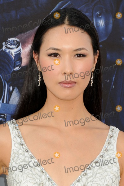 Malana Lea Photo - 11 August 2014 - Hollywood California - Malana Lea The Expendables 3 Los Angeles Premiere held at the TCL Chinese Theatre Photo Credit Byron PurvisAdMedia