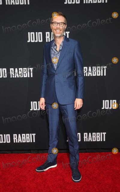 Stephen Merchant Photo - 15 October 2019 - Los Angeles California - Stephen Merchant Premiere Of Fox Searchlights Jojo Rabbit held at Post 43 Photo Credit FayeSAdMedia