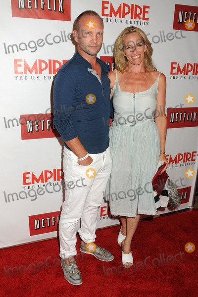 Andrew Howard Photo - 2 October 2012 - Hollywood California - Andrew Howard Empire Magazine Launches Empire US Edition for iPad held at The Sunset Tower Hotel Photo Credit Byron PurvisAdMedia