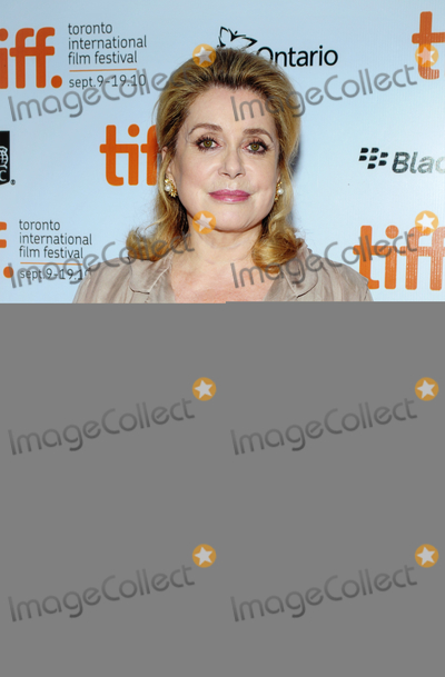Catherine Deneuve Photo - 15 January 2018 - French film star Catherine Deneuve has apologized to sexual abuse victims after she signed a controversial letter saying the MeToo movement had gone too far  File Photo 2010 Toronto International Film Festival Roy Thomson Hall Toronto Ontario Canada Photo Credit Brent PerniacAdMedia