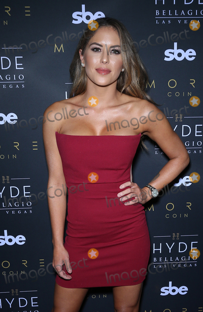 Arianny Celeste Photo - 06 July 2018 - Las Vegas Nevada - Brittney Palmer ARIANNY CELESTE AND BRITTNEY PALMER HOST FIGHT NIGHT AFTER PARTY AT HYDE BELLAGIO Photo Credit MJTAdMedia