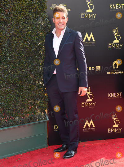Galen Gering Photo - 29 April 2018 -Pasadena California - Galen Gering 45th Annual Daytime Emmy Awards held at Pasadena Civic Center Photo Credit Birdie ThompsonAdMedia