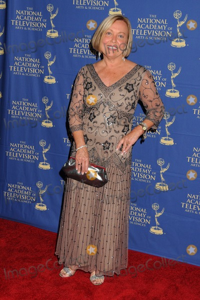 Angie Brown Photo - 20 June 2014 - Los Angeles California - Angie Brown 41st Annual Daytime Creative Emmy Awards Gala - Arrivals held at the Westin Bonaventure Hotel Photo Credit Byron PurvisAdMedia