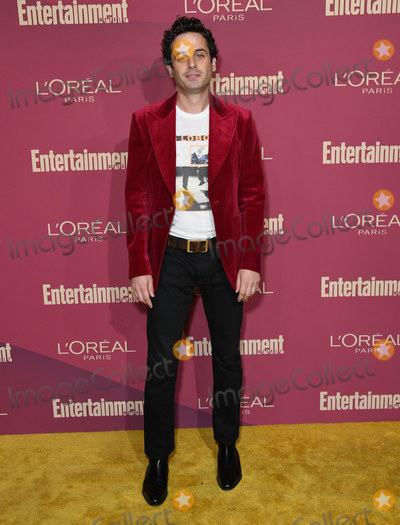 Luke Kirby Photo - 20 September 2019 - West Hollywood California - Luke Kirby 2019 Entertainment Weekly Pre-Emmy Party held at Sunset Tower Photo Credit Birdie ThompsonAdMedia