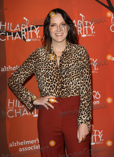 Jen Kirkman Photo - 15 October 2016 - Beverly Hills California - Jen Kirkman Fifth Annual Hilarity For Charity Variety Show held at The Hollywood Palladium in Hollywood Photo Credit AdMedia
