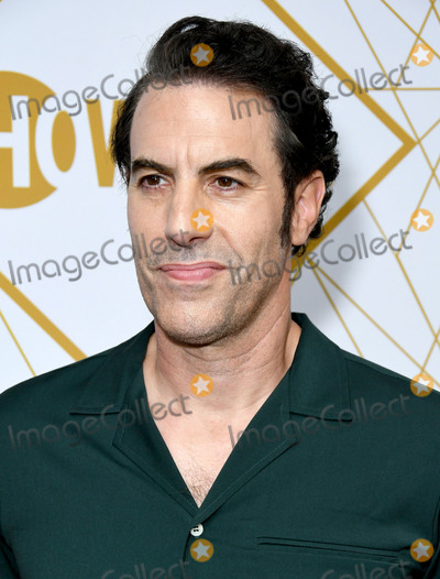 Sacha Baron Cohen Photo - 21 September 2019 - West Hollywood California - Sacha Baron Cohen 2019 Showtime Emmy Eve Celebration held at Poolside at The San Vincente Bungalows Photo Credit Birdie ThompsonAdMedia