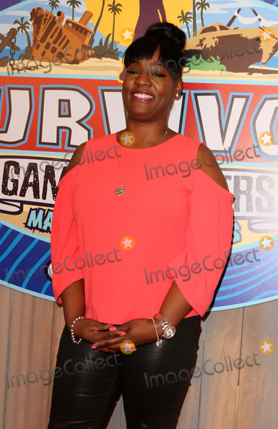 Cirie Fields Photo - 24 May 2017 - Los Angeles California - Cirie Fields Survivor Game Changers Mamanuca Islands Finale held at CBS Studio Center Photo Credit AdMedia