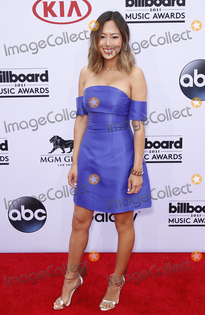 Aimee Song Photo - 17 May 2015 - Las Vegas Nevada - Aimee Song  2015 Billboard Music Awards Arrivals at the MGM Grand Garden Arena Photo Credit MJTAdMedia